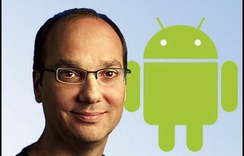Android'in yapımcısı Google'dan ayrıldı!