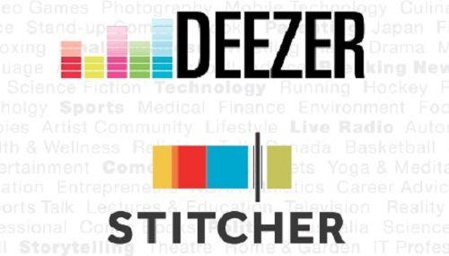Deezer, internet radyosu ve ödüllü mobil ürünlerin önde gelen markası Stitcher'ı satın aldı.