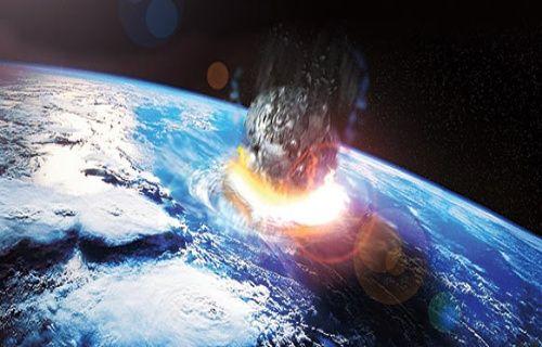Dünya'yı 485 milyon yıl önce ikiz göktaşının vurduğu tespit edildi!