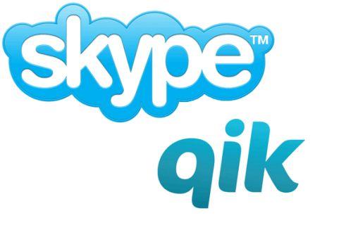Skype'tan Viber ve Whatsapp'a rakip uygulama: Skype Qik