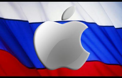 Apple ürünleri Rusya'da yasaklanıyor!