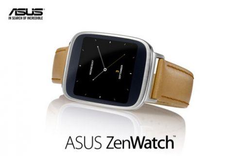 Asus ZenWatch 9 Kasım'da piyasada!