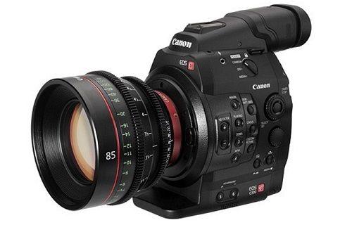 Canon EOS C300 Mark II 4K çekimle geliyor