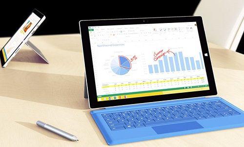 CNN muhabirleri Microsoft Surface 3'leri bakın ne için kullanıyor