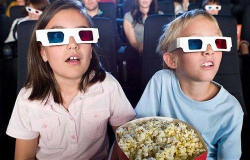 Çocuklara 3D uyarısı!