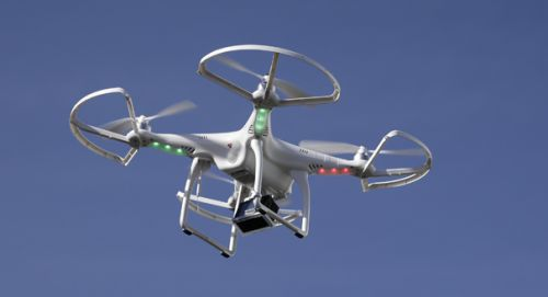İnsansız hava aracının yakaladığı muhteşem görüntüler