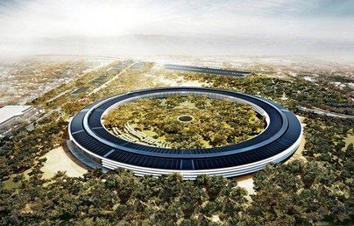 İşte Apple'ın yeni Genel Merkezi Kampüs 2'nin son hali