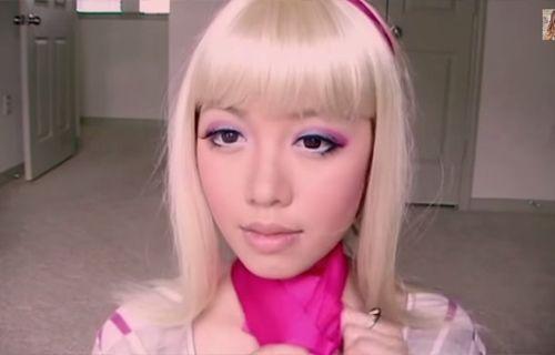 İşte Youtube'da izlenme rekorları kıran Barbie makyajı videosu