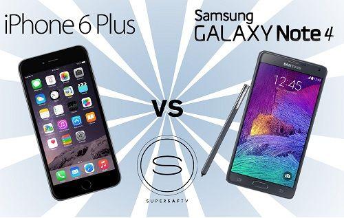 Türkiye'de bir ilk daha; iPhone 6 Plus ve Galaxy Note 4 fotoğraf karşılaştırma testi
