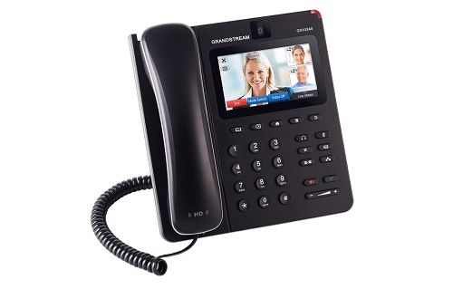 Masaüstü Android telefon GrandStream GXV3240 inceleme
