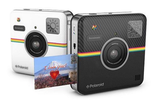 Polaroid'in Socialmatic fotoğraf makinesi ön siparişte
