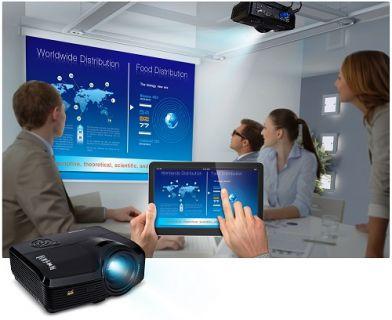 Viewsonic Advanced Connect Teknolojisi ile Kablosuz, Bilgisayarsız Sunum İmkanı
