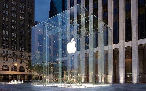 Zorlu Center'daki Apple mağazası Apple'a ödül kazandırdı!