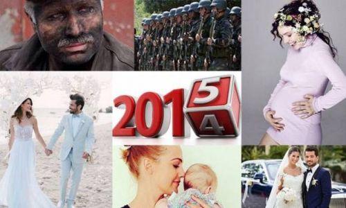 2014'ün en önemli olaylarını sizler için derledik