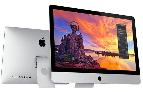 Apple 5K çözünürlüklü iMac'in fiyatında indirime gitti