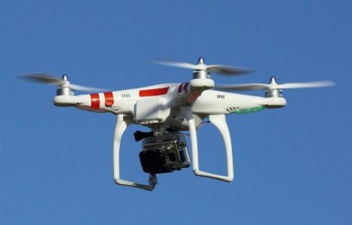 Atatürk havalimanı üzerinde Drone uçurdu, Yüzlerce kişiyi tehlikeye attı! Video