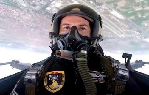 İngilizleri çıldırtan Solo Türk pilotu Yusuf Kurt, gönülleri fethetti-Video