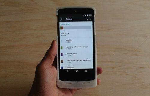 MicroSD kart desteğine sahip akıllı telefon kılıfı: ExoDrive