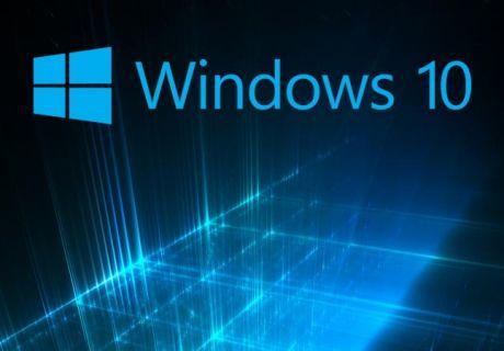 Microsoft Windows 10 için bilgilendirme yapıyor. [Canlı]