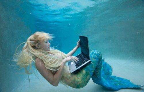 Rusya'da suyun altında Wi-Fi çalıştırıldı