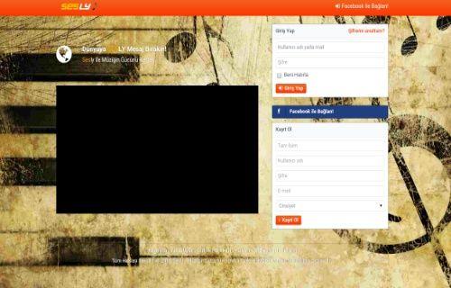 Türkiye'nin ilk sosyal paylaşım sitesi 'Sesly' yayın hayatına başladı