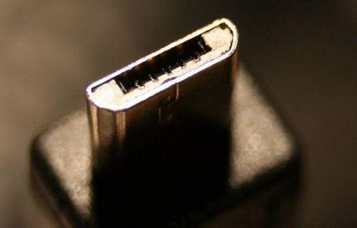 Yeni nesil USB girişleri ilk kez görüntülendi