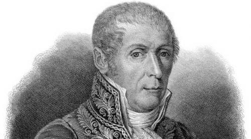 Alessandro Volta'nın doğum günü Google'a Doodle oldu