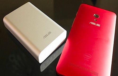 Asus'tan 9600 mAh kapasiteli ZenPower taşınabilir şarj cihazı