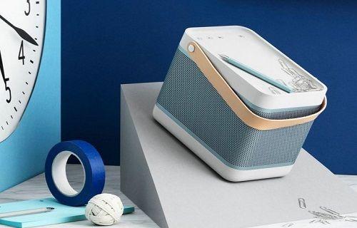 Bang & Olufsen'den piknik sepeti tasarımlı Bluetooth hoparlör: Beolit 15