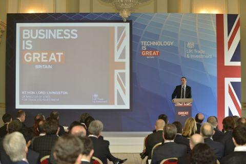 Birleşik Krallık Teknoloji Etkinliği'nde teknolojinin kalkınmadaki rolü tartışıldı