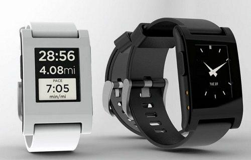 Pebble 1 milyon akıllı saat sattı, yeni bir yazılım yolda