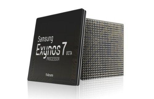 Samsung 14nm 3D FinFET mimarili Exynos 7 Octa yongasetini duyurdu!