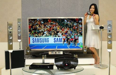 Samsung ISE 2015'te şov yaptı