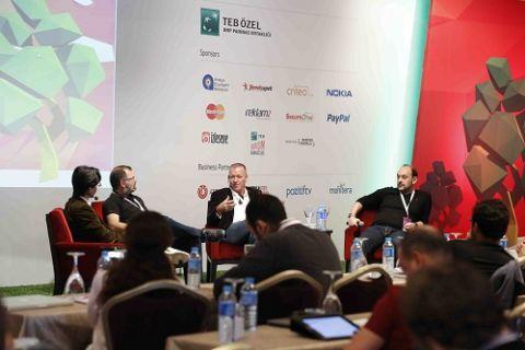 Startup Turkey konuşmacıları açıklandı