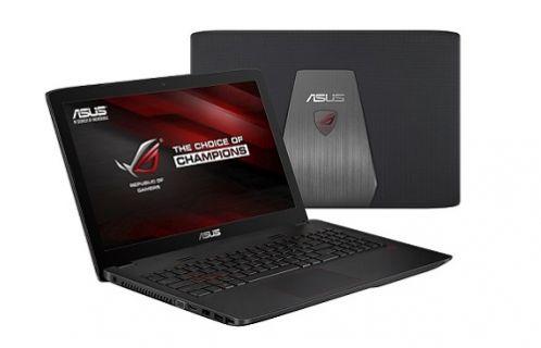 ASUS'tan oyun severlere özel iki yeni dizüstü bilgisayar: ROG GL552 ve G501
