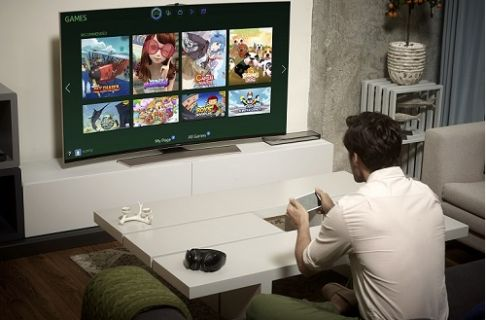 Çocuklar Samsung Smart TV ile  en eğlenceli oyunlarla buluşuyor