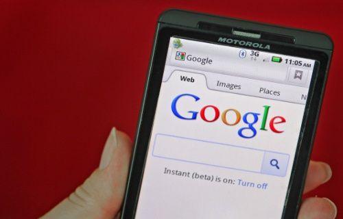 Google mobil arama artık daha renkli olacak