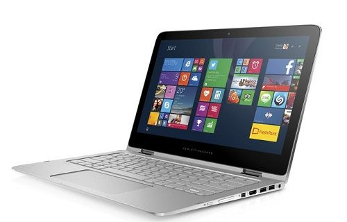 HP'den MacBook Air'e rakip: Spectre x360