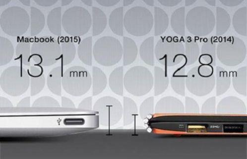 Lenovo'dan Apple'a İNCE ayar!