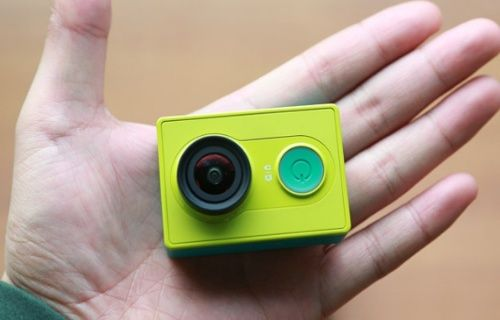 Xiaomi Yi Sport Camera'dan ilk örnek video