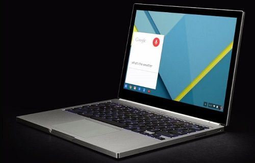 Yeni Chromebook Pixel  daha hızlı ve daha iyi pil ömrü sunuyor