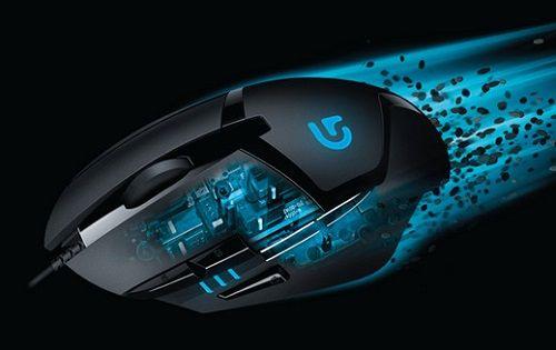 Logitech G402 Mouse incelemesi
