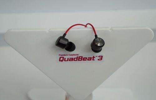 LG, G4 için üretilen QuadBeat 3 kulaklığını tanıttı!
