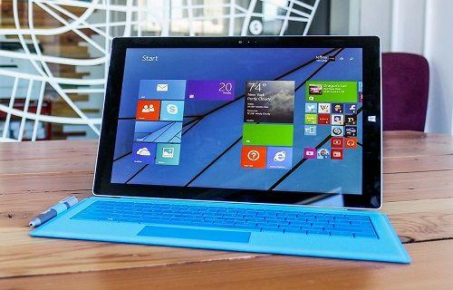 Microsoft, Surface Pro 4'ü önümüzdeki günlerde duyurabilir