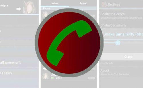 Telefon konuşmalarınızı otomatik olarak kayıt edebilirsiniz