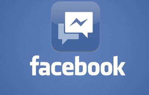 Facebook Messenger'a yeni özellik!