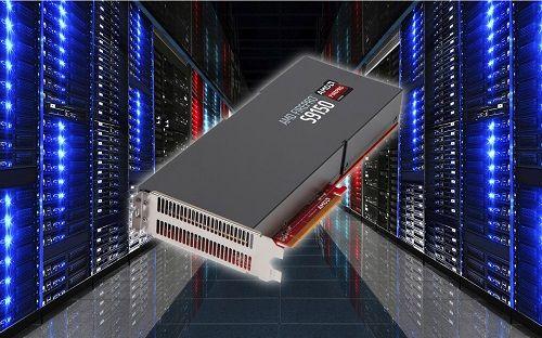 AMD'den dünyanın ilk 32GB bellek kapasiteli sunucu grafik kartı