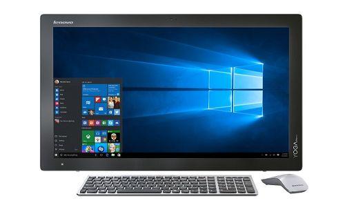 Lenovo'dan hepsi bir arada bilgisayar çözümü: Lenovo Yoga Home 900