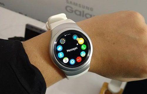 Yeni patentler Samsung Gear'in geleceğini ortaya koyuyor