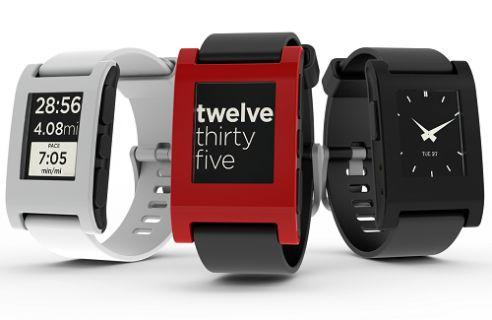 Pebble akıllı saatiniz ile artık ödeme yapabileceksiniz!